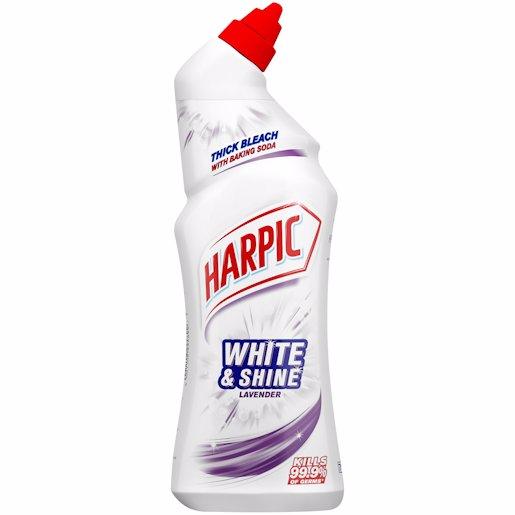 HARPIC W&S T/BLEACH LAV 750ML