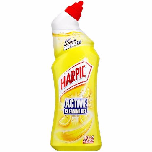 HARPIC ACT GEL CITRUS 750ML