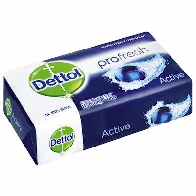 DETTOL SOAP PROFRESH ACT 150GR
