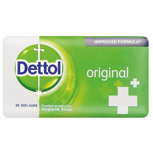 DETTOL SOAP ORIGINAL 150GR