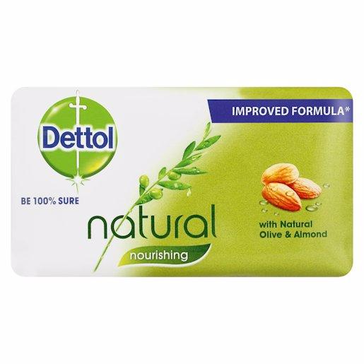 DETTOL SOAP NATURAL NOURISHING 150GR