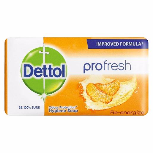 DETTOL SOAP P/SKIN ENERGI 150GR