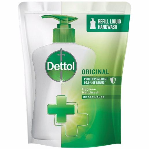 DETTOL H/WASH REF ORIG 500ML