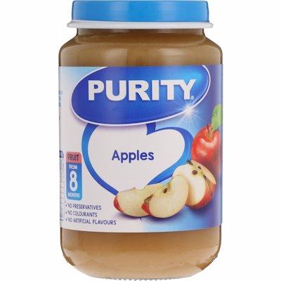 PURITY 3RD FOODS APPLES 200ML