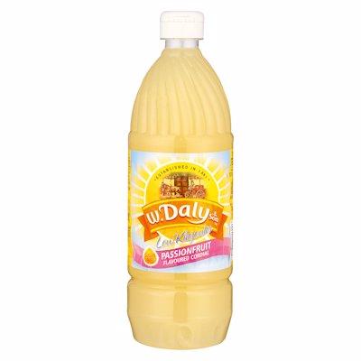 W.DALY DIET PASSION FRUIT 1LT