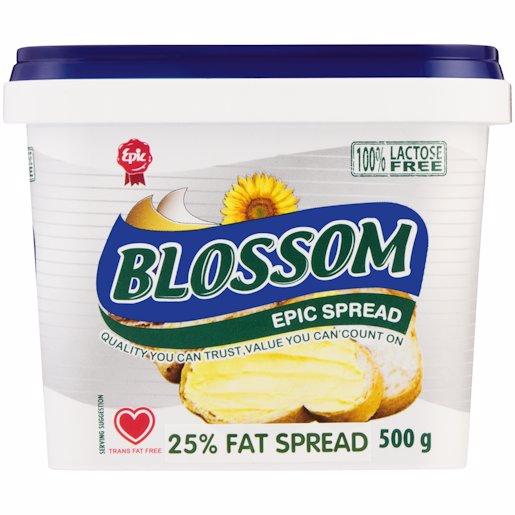 BLOSSOM MARG. LITE TUB 500G