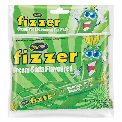 FIZZER CREAM SODA 24'S