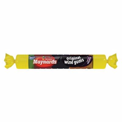 MAYNARDS WINE GUM ROLLS 6'S