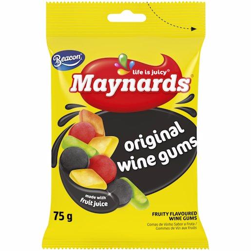 MAYNARDS MINI ORIG W/GUM 6'S