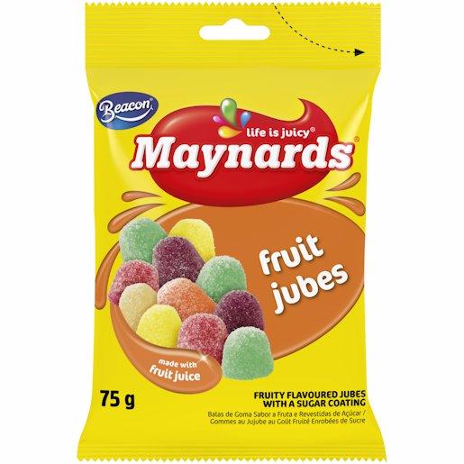 MAYNARDS E/JEL MINI JUBES 75GR