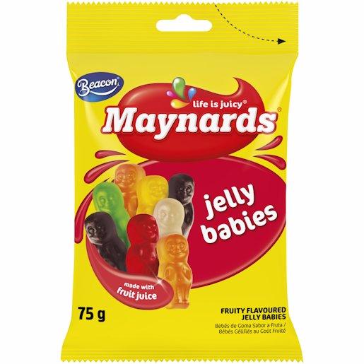 MAYNARDS E/JEL MINI BABY 75GR