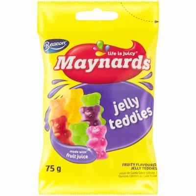 MAYNARDS ENERJELLY MINI TEDDIES 75G