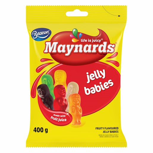MAYNARDS BABIES ENERJELLY 400GM