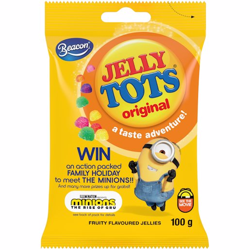 JELLY TOTS 100G 100G
