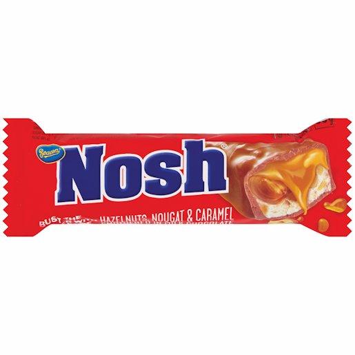 BEACON NOSH CHOCOLATE BAR 60GR