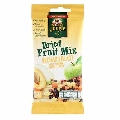 JUNGLE DRIED FRUIT MIX ORCHARD BLAST 40G
