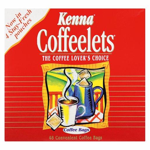 KENNA COFFEELETS 250G