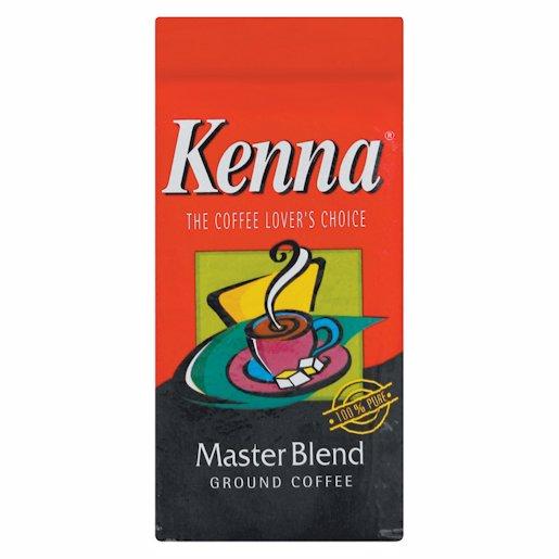 KENNA COFFEE MASTER BLEND 500G
