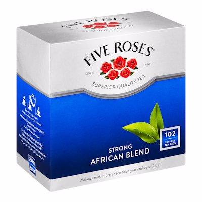 FIVE ROSES T/BAGS SELECT 100'S