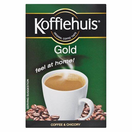 KOFFIEHUIS GOLD 500G