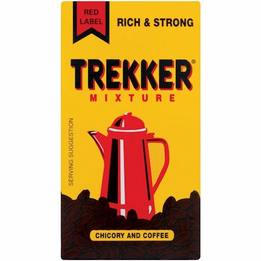 TREK RED LABEL GRND/COFF 125G