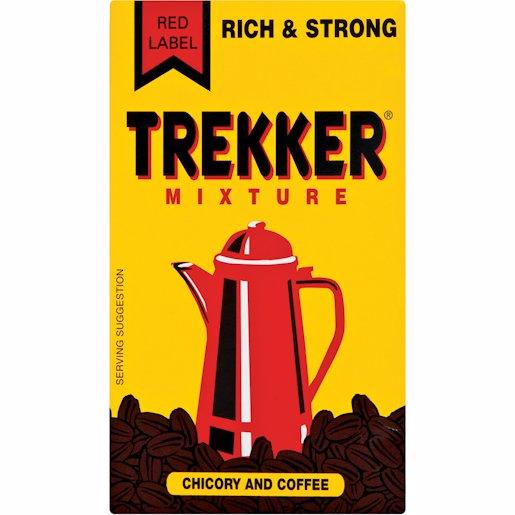 TREKKER RED LABEL COFFEE 250G