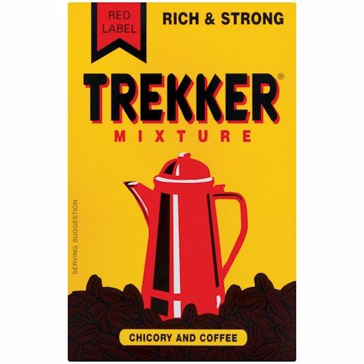 TREKKER RED LABEL COFFEE 500GR