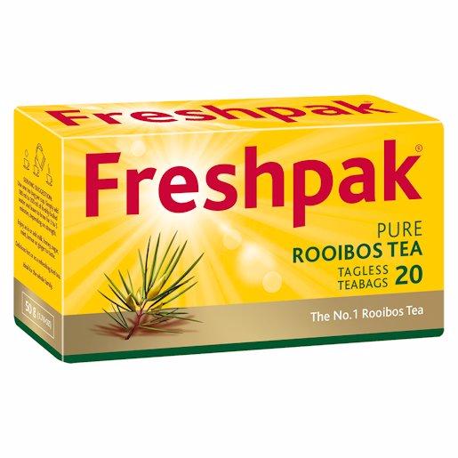 F/PAK ROOIBOS TEABAGS 20'S