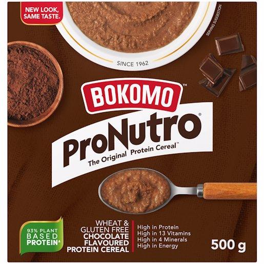 PRONUTRO CHOCOLATE S/W 500GR