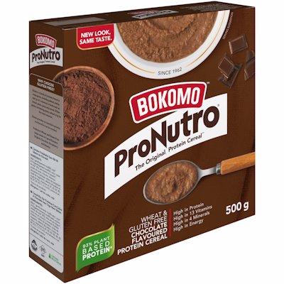 PRONUTRO CHOCOLATE WHEAT & GLUTEN FREE 500GR