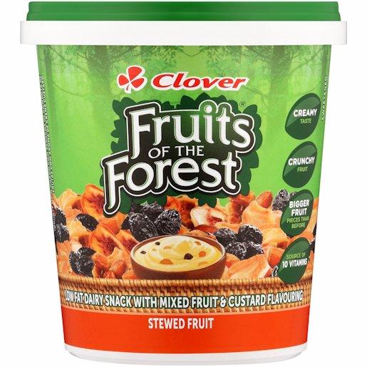 CLOVER FOF STEWED FRUIT 1KG