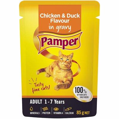 PAMPER CHIC&DUCK CUTS 85G