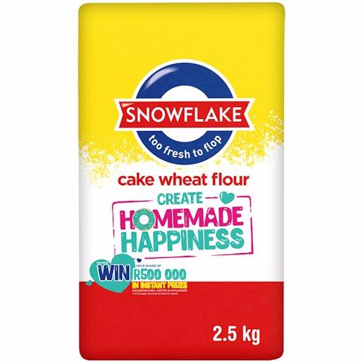 S/FLAKE CAKE FLOUR 2.5KG