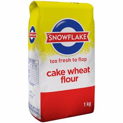 SNOWFLAKE CAKE FLOUR PA 1KG