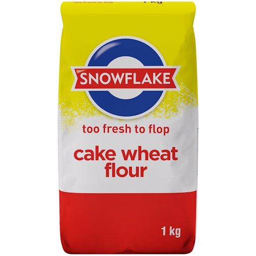 S/FLAKE CAKE FLOUR PAPER 1KG