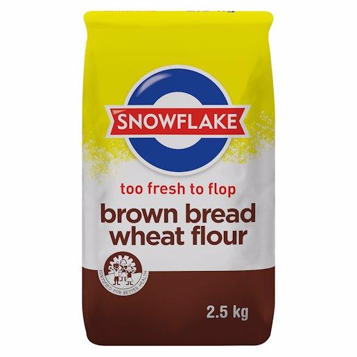 S/FLAKE BROWN BREAD MEAL 2.5KG