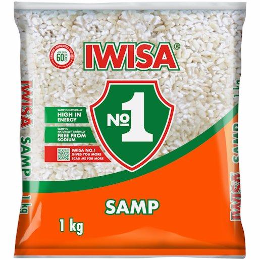 IWISA SAMP PL 1KG