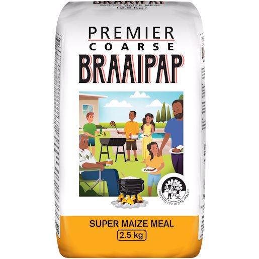 PREMIER BRAAIPAP PA 2.5KG