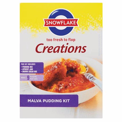 S/F CREATION MALVA PUDDING 400GR