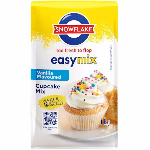 S/F EASY MIX CUPCAKES 1KG