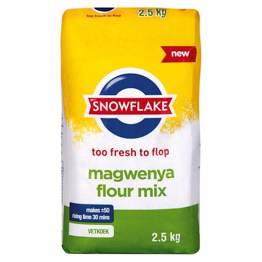 S/FLAKE FLOUR MAGWENYA 2.5KG
