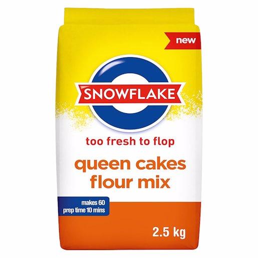 S/FLAKE FLOUR QUEEN CAKE 2.5KG