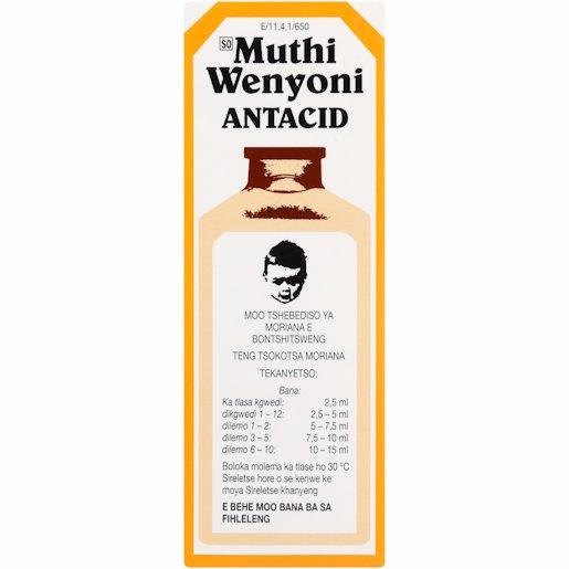 MUTHI WENYONI 100ML