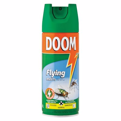 DOOM EXTREME FLYING INSECTS 180ML