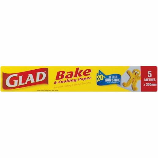 GLAD BAKE PAPER  098 5M
