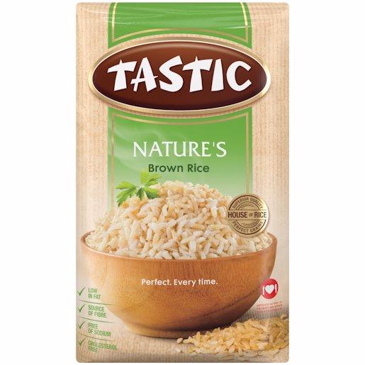 TASTIC NATURE O/S B/RICE 2KG