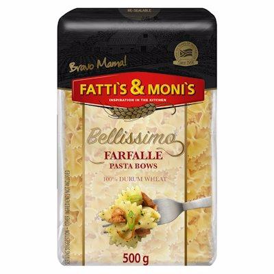 FATTIS & MONIS BELLISSIMO FARFALLE 500G