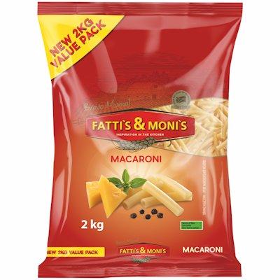 FATTIS & MONIS MACARONI 2KG