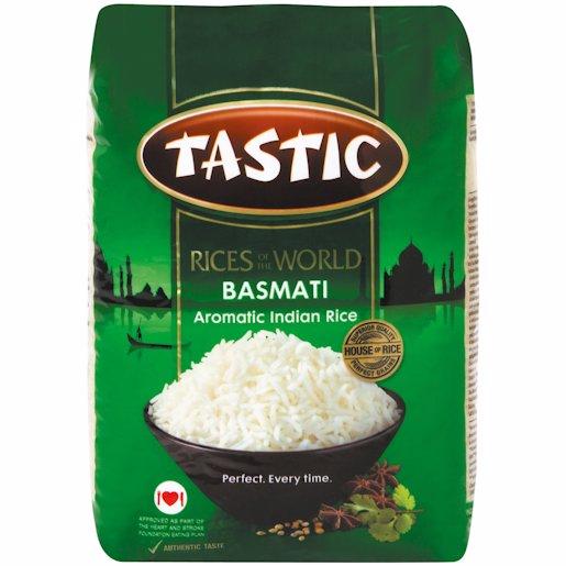 TASTIC BASMATI RICE 2KG