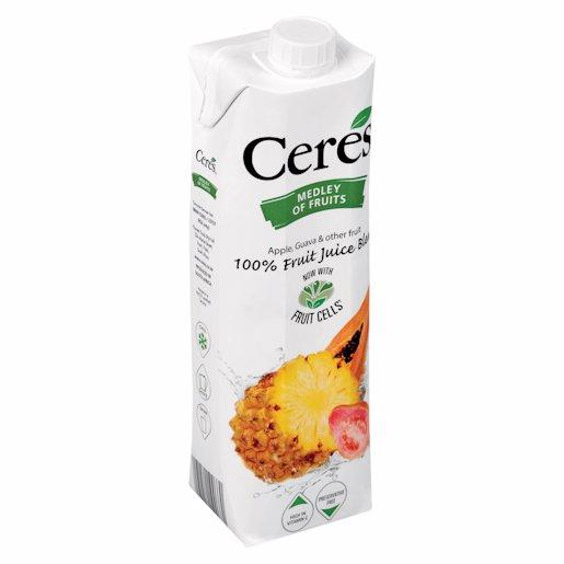 CERES MEDLEY OF FRUIT 1L